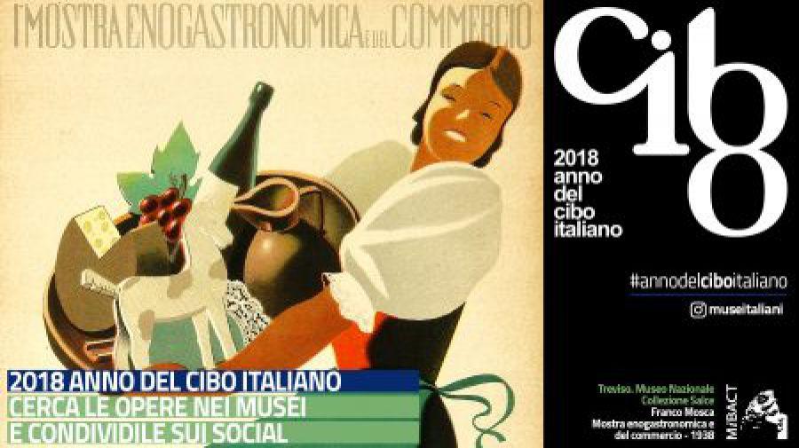 Il 2018 è l'anno del cibo italiano