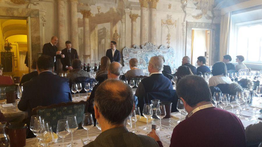 Torna Wine&Siena: il vino protagonista nei palazzi storici