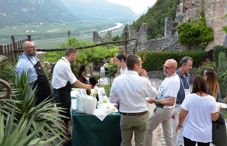 TRENTINOWINEFEST 2018, 150 giornate per celebrare vini e grappa artigianale