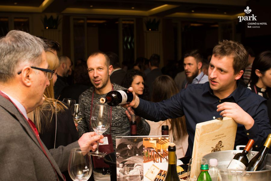 Park Wine Stars: appuntamento con le stelle del vino