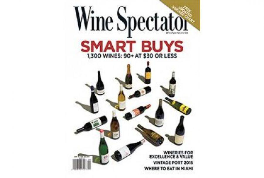 Il 2017 dei nuovi vini italiani su Wine Spectator