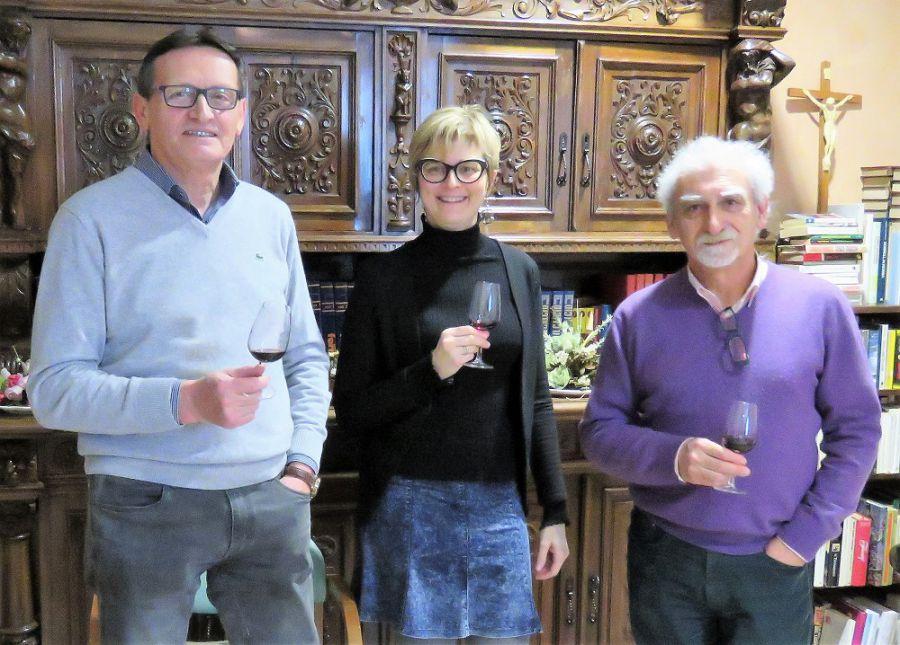 Degustazione vini delle colline Piacentine - Cantine Romagnoli