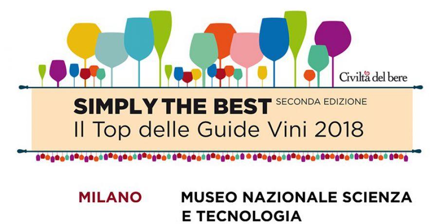"""Il """"Top delle Guide Vini"""" a"""