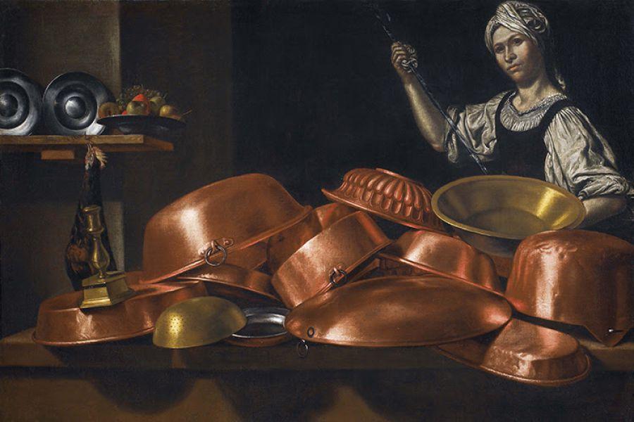 La Cucina e il cibo simboli di accoglienza