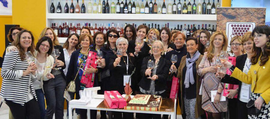 Donne del Vino, la festa è social