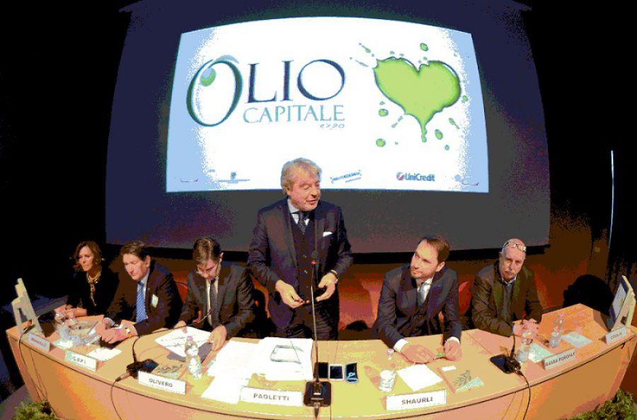 Olio Capitale: il paesaggio olivicolo