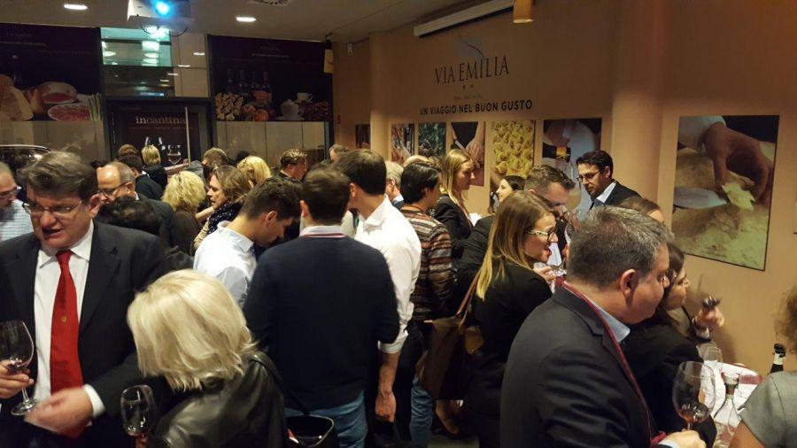 Tour europeo per i vini della Romagna