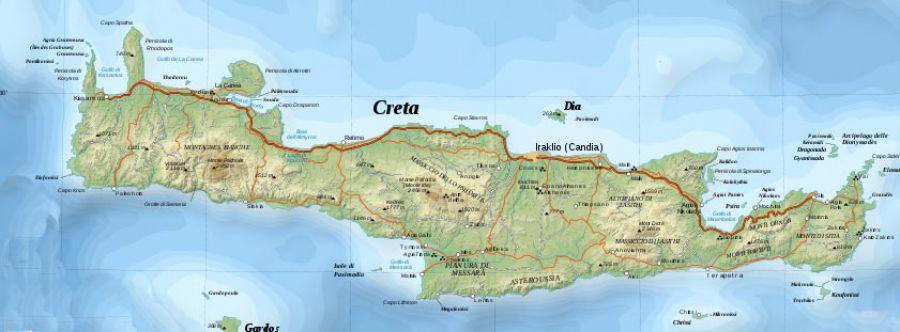 Alla scoperta di Creta. Nuovo stage di Città del Vino