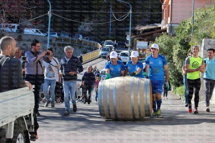 Furore si aggiudica la prima tappa del Palio Nazionale delle Botti