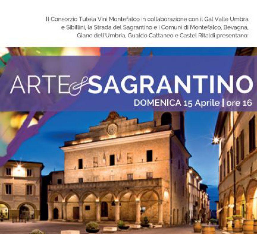 Arte & Sagrantino