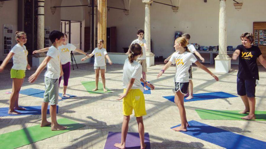 Ocra Summer Camp di arte e architettura