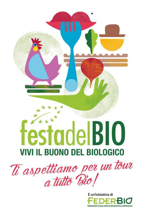 Parte da Milano la grande Festa del BIO italiano