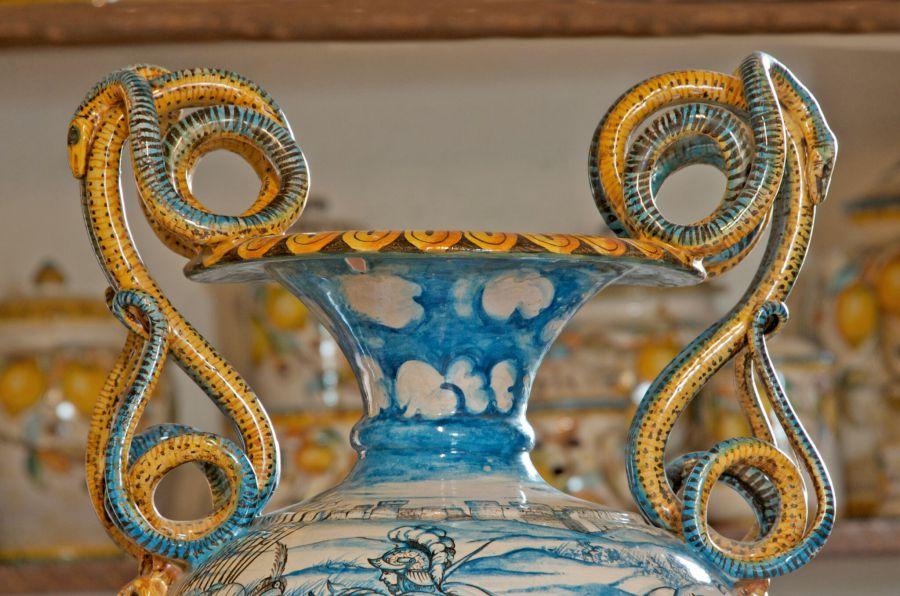 Il cibo della Ceramica