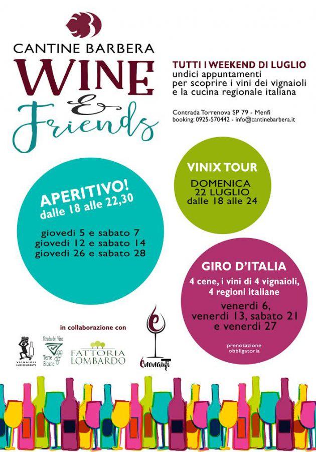 """Wine & Friends"""