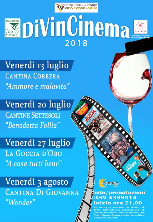 DiVinCinema 2018