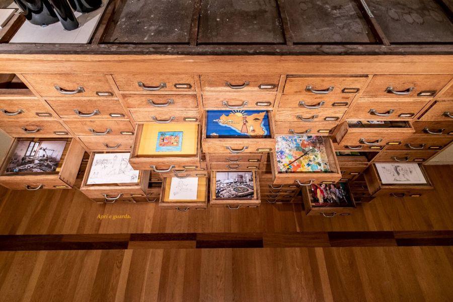 """Arte e Vino, il successo della mostra """"Inseguendo Donnafugata"""""""