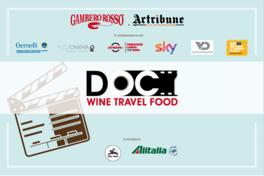 Premio Cinematografico DOC Wine Travel Food