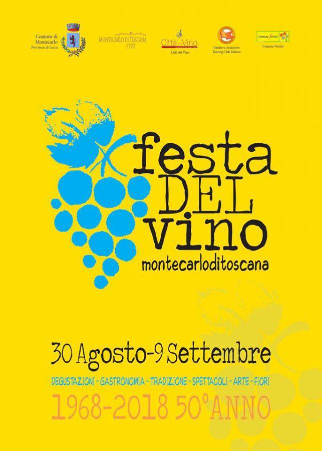 Festa del Vino - Montecarlo di Toscana
