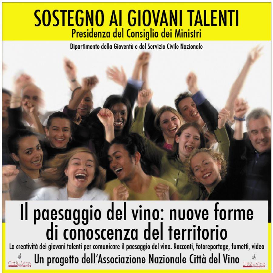 Giovani Talenti, un concorso fotografico