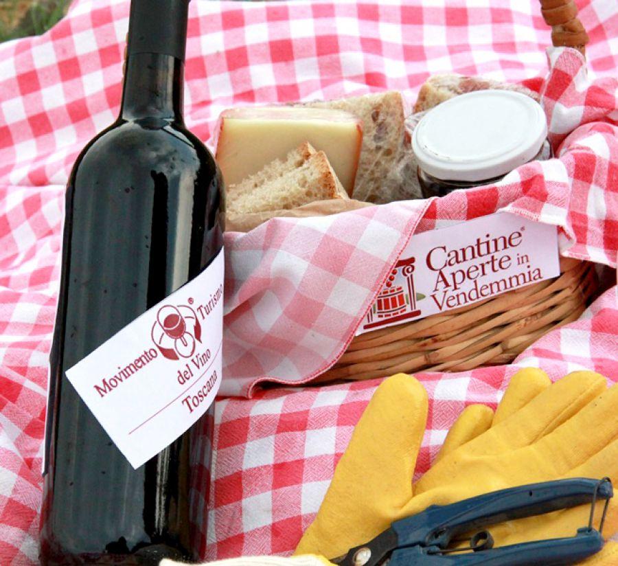 Toscana, Cantine Aperte in vendemmia