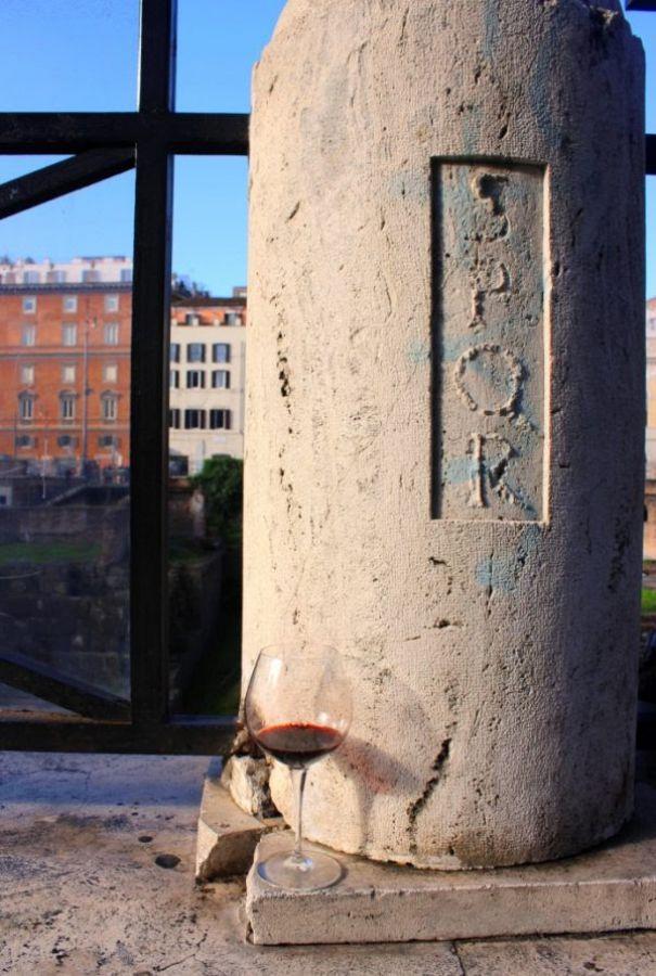 Roma Doc per una speciale serata enoletteraria