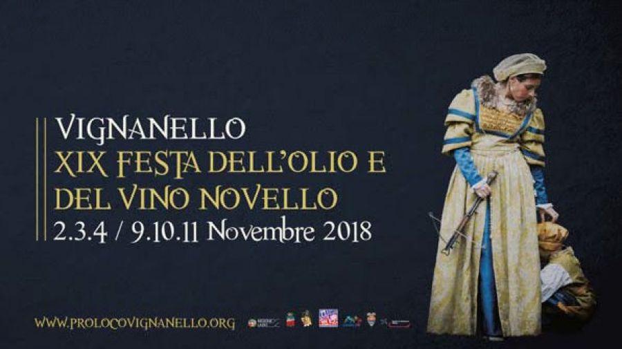 XIX Festa dell'Olio e Vino Novello