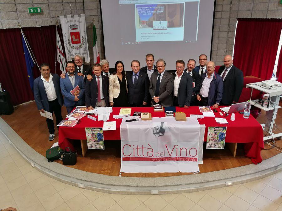 Floriano Zambon confermato Presidente di Città del Vino