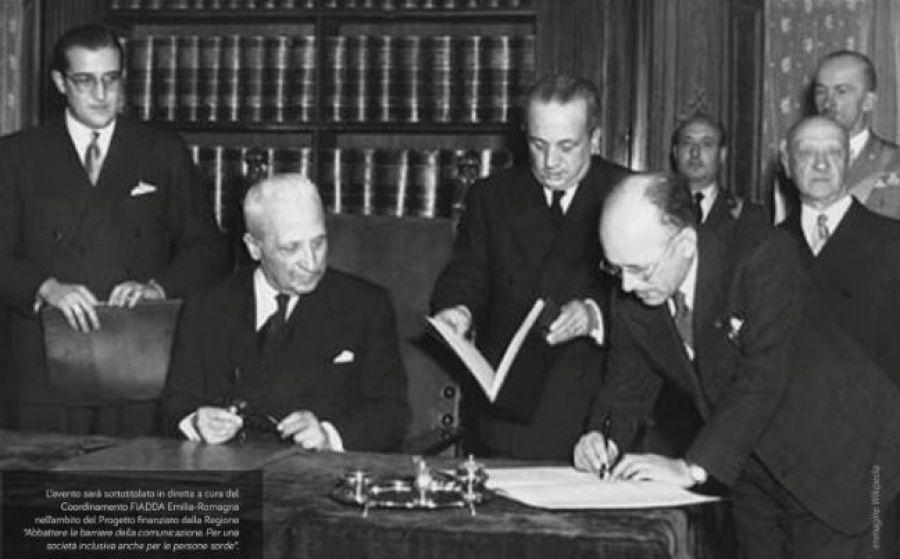 Augusto Barbera sulla Costituzione italiana
