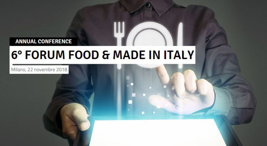VI Forum Food & Made in Italy