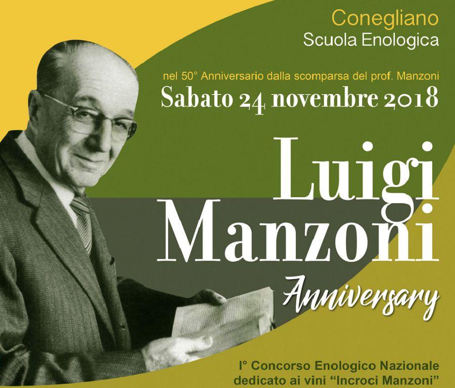 Conegliano commemora Luigi Manzoni con un concorso dedicato ai suoi incroci