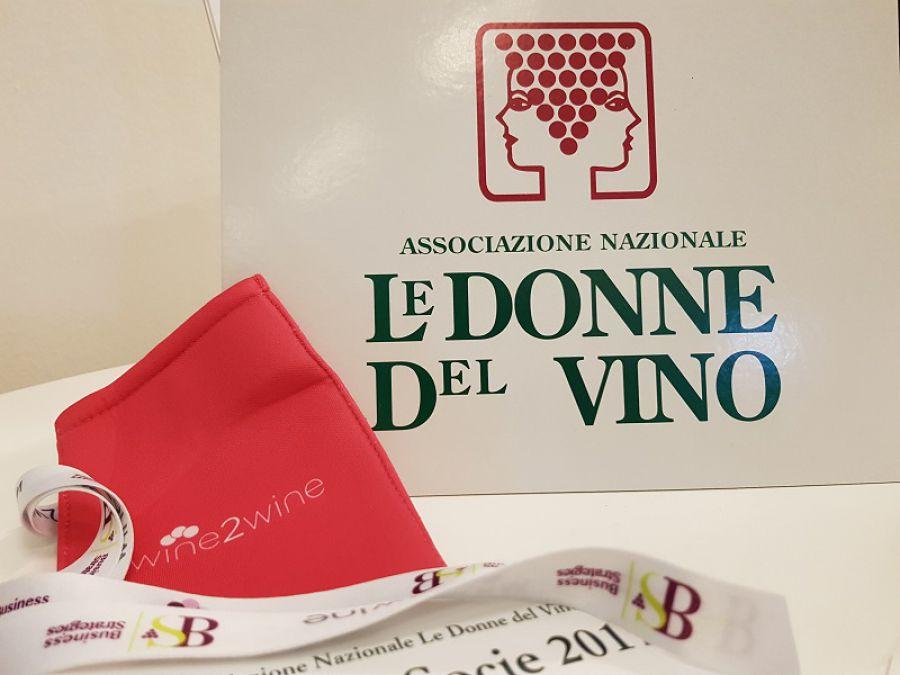 Le Donne del Vino a wine2wine 2018