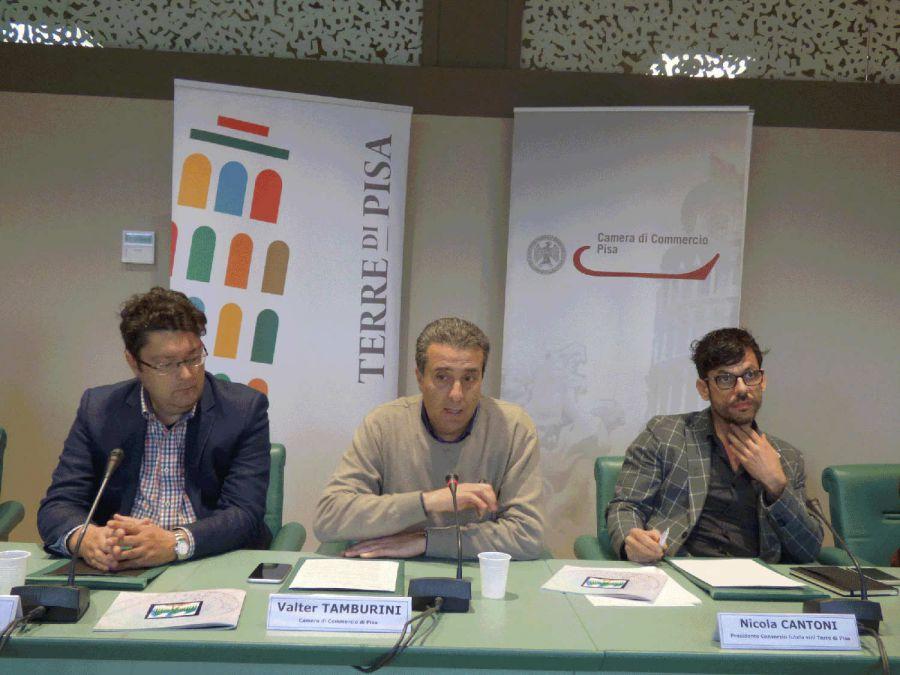 Nasce il consorzio di tutela dei vini delle Terre di Pisa