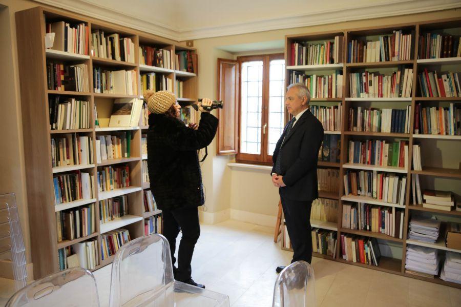 Aperta la Biblioteca delle Città del Vino