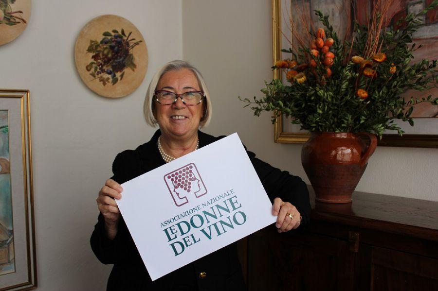 Donatella Cinelli Colombini confermata alla guida de Le Donne del Vino