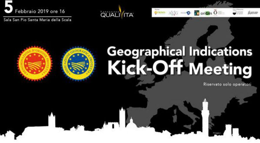 Geographical Indications Kick-Off Meeting