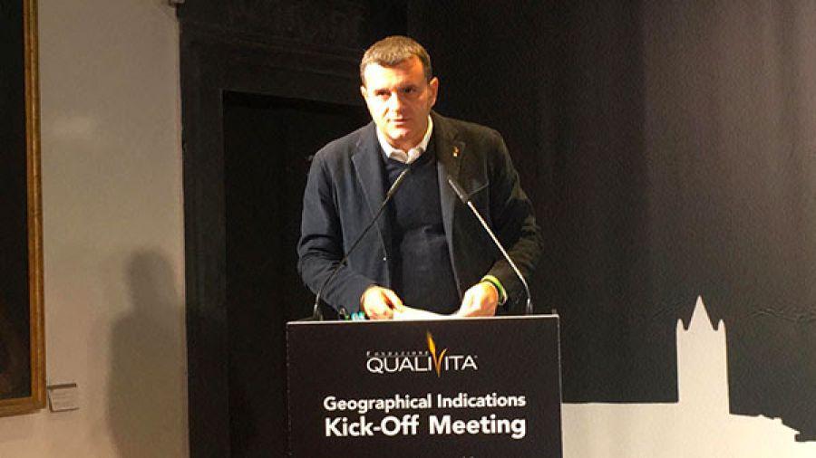Le DOP IGP italiane e internazionali riunite a Siena