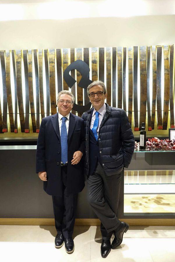 Laurea ad Honorem a Riccardo Cotarella