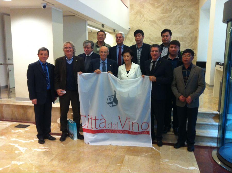 Città del Vino dà il benvenuto a Qinhuangdao: la prima città cinese a entrare a far parte della più importante rete dei territori del vino