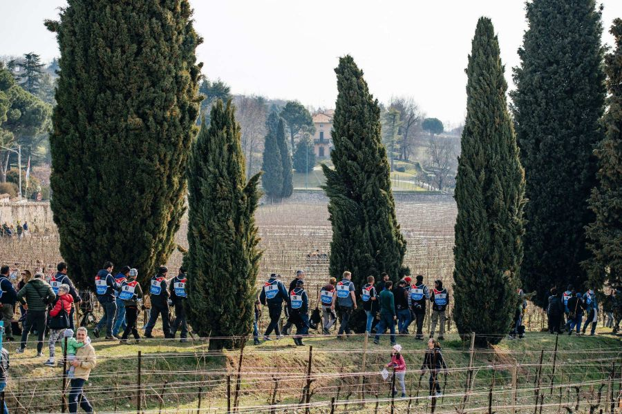 Grande successo per il  1° Festival italiano del Potatore