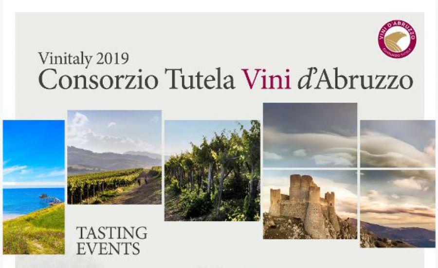 I vini d'Abruzzo a Vinitaly 2019