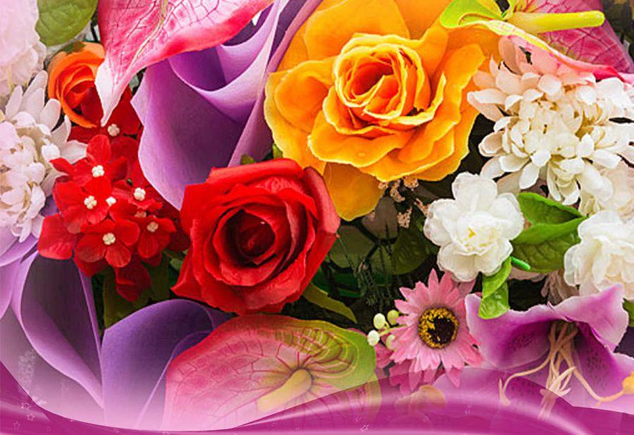 Gaiole si colora con il mercato dei fiori
