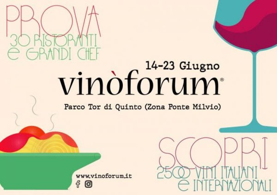 Roma Wine & Food Week