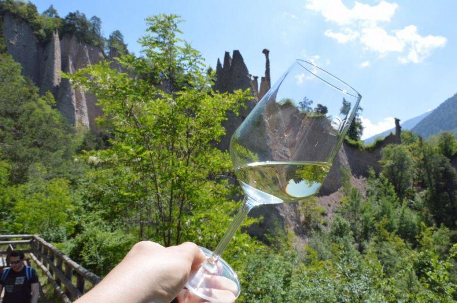 Müller Thurgau Vino di Montagna