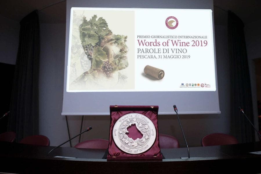 Premiazione Words of Wine 2019
