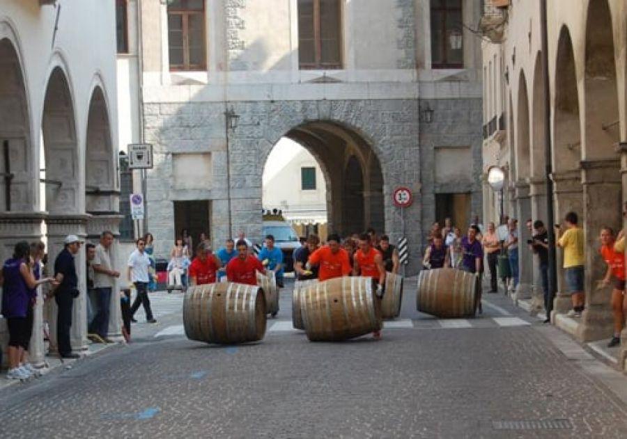 14° Palio delle Botti di Vittorio Veneto