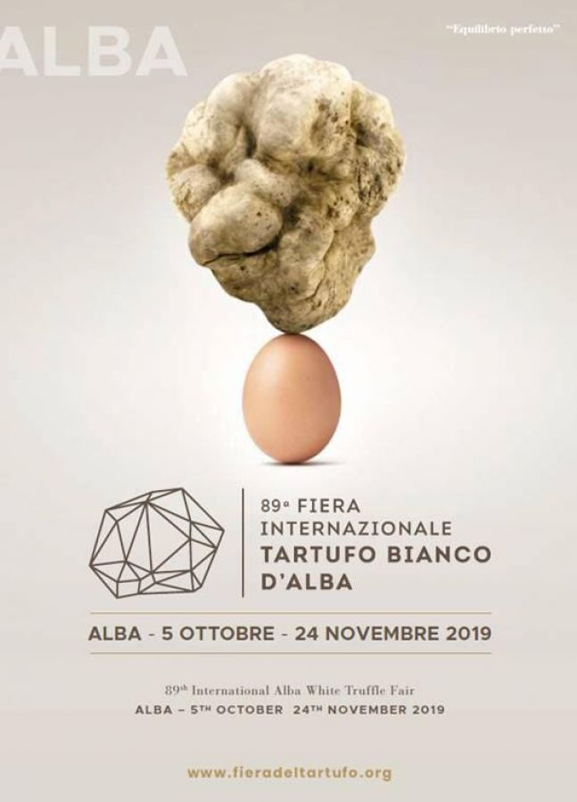 89ª Fiera Internazionale del Tartufo Bianco d'Alba