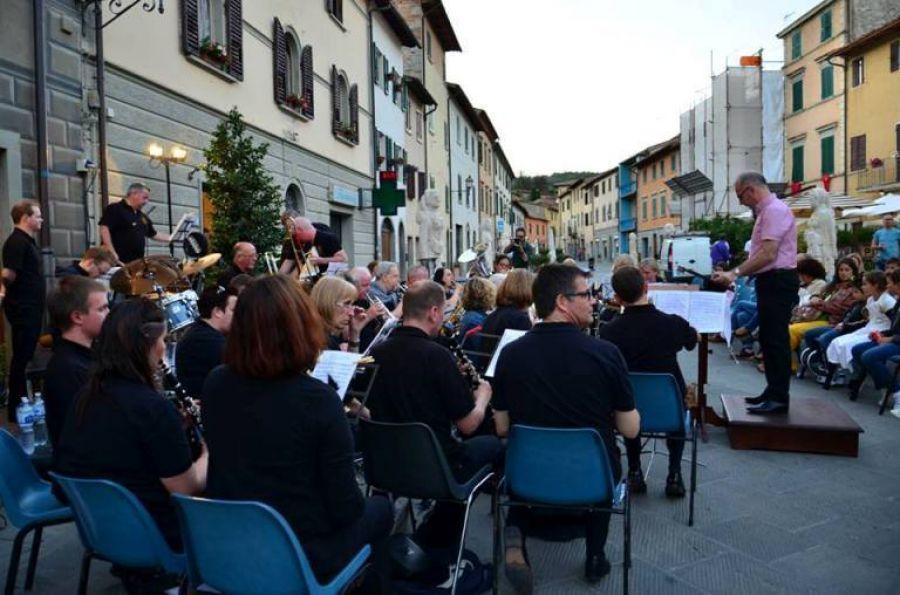 Chianti Festival: a Gaiole in Chianti la Filarmonica Vannetti