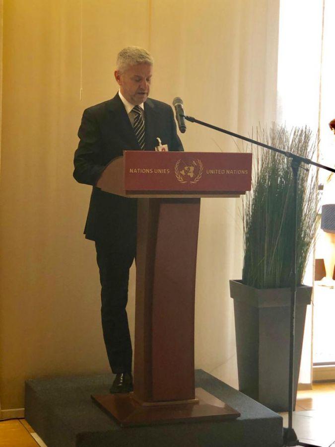 Prosecco Doc, intervento all'ONU