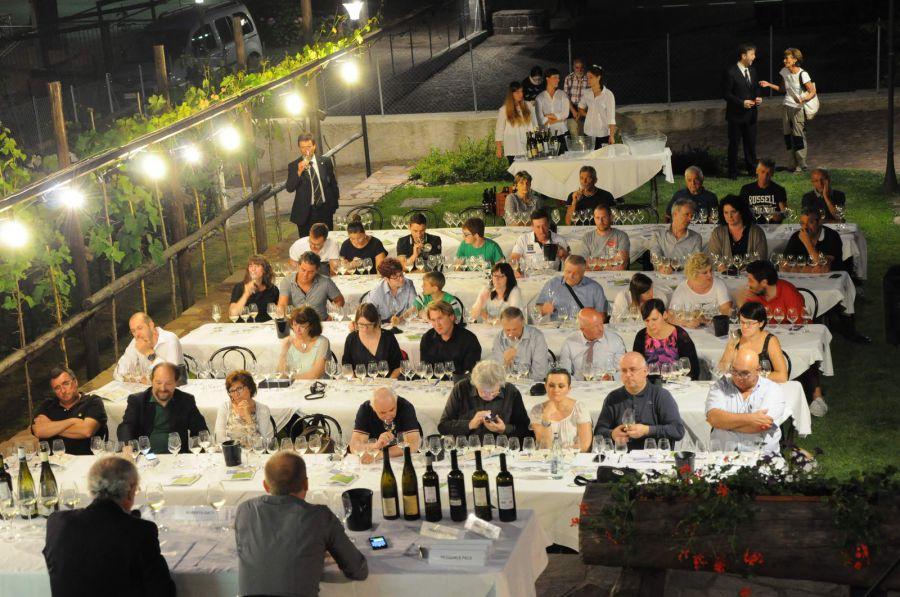 XVI Concorso Internazionale Vini Müller Thurgau