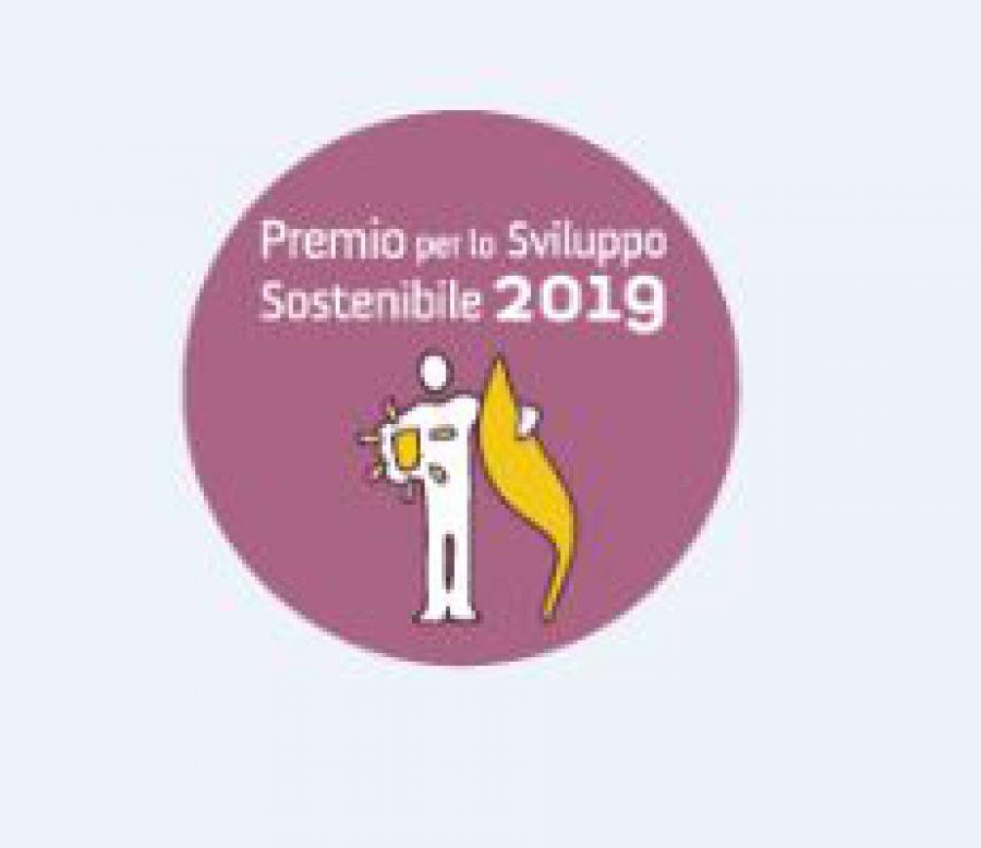 Premio per lo Sviluppo Sostenibile 2019